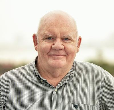 Rod Murfitt - Exploration Director